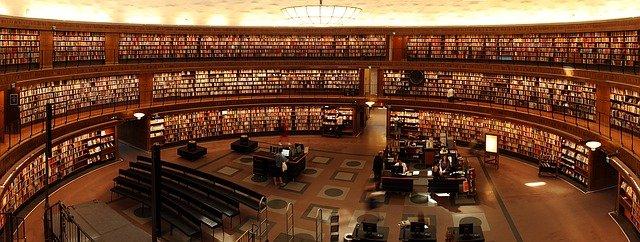図書館:画像